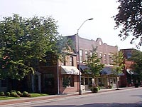 Downtown Streetscape